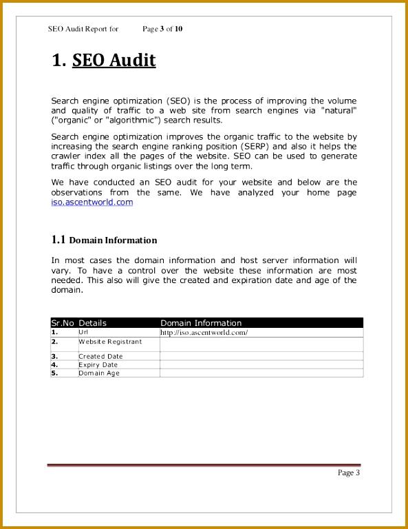 3 SEO Audit Report 768593