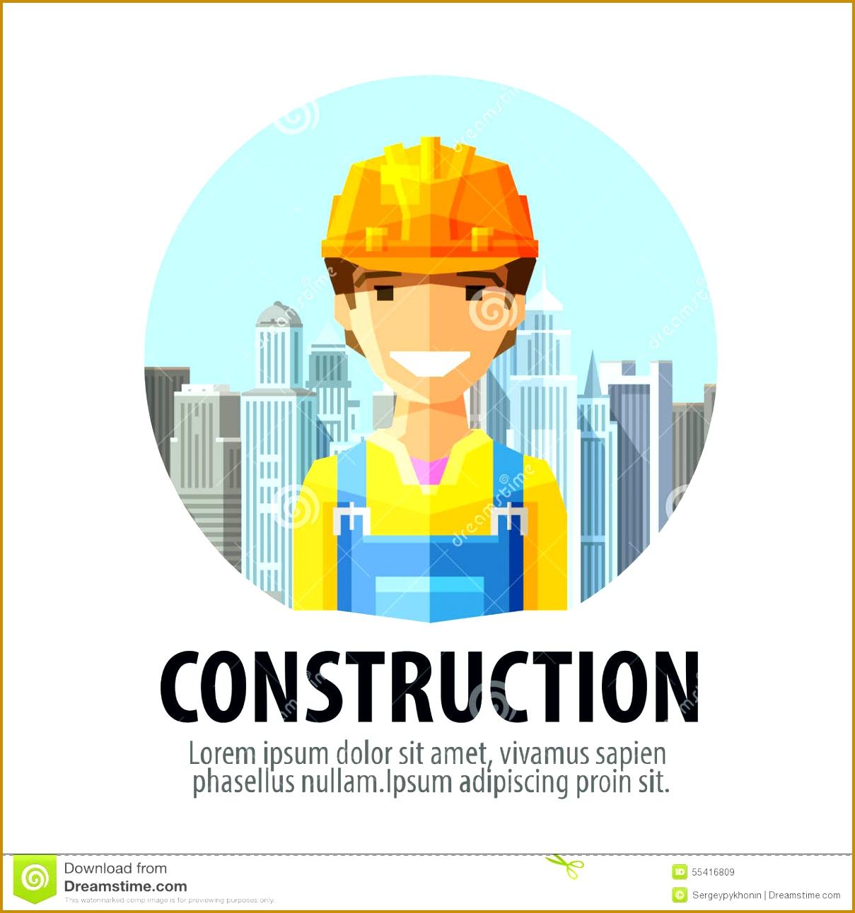 Royalty Free Vector Download Construction pany Vector Logo Design 12921209