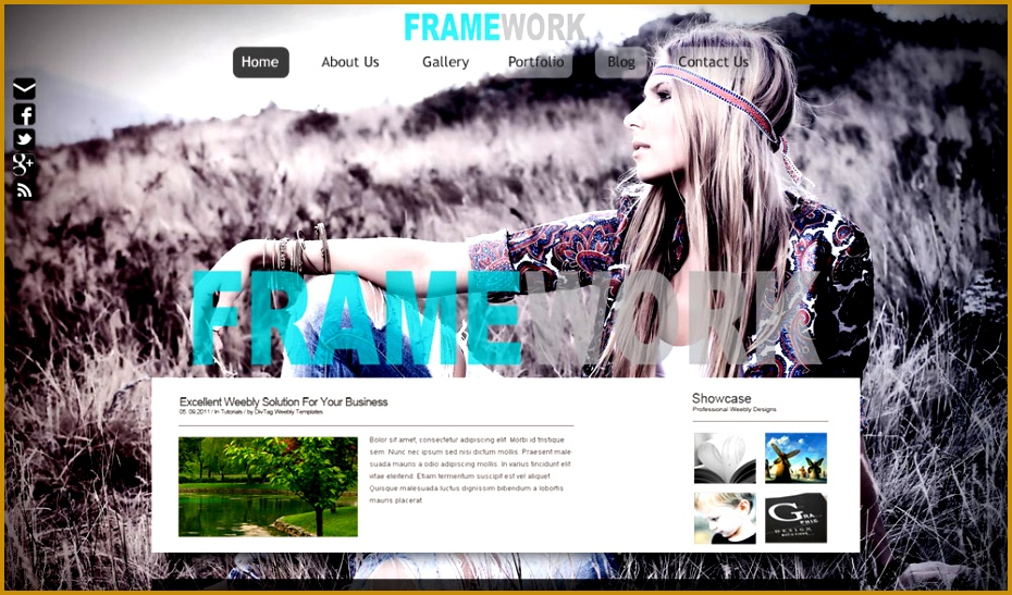 Beautiful Weebly Template Framework allows your creativeness to flow It heightens and connects with 547930