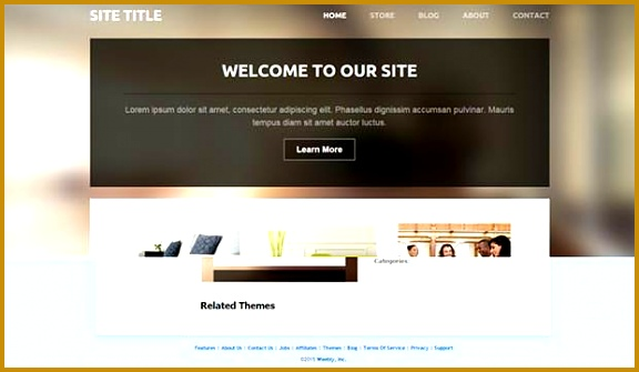 Examples of websites designed on 99designs 335576