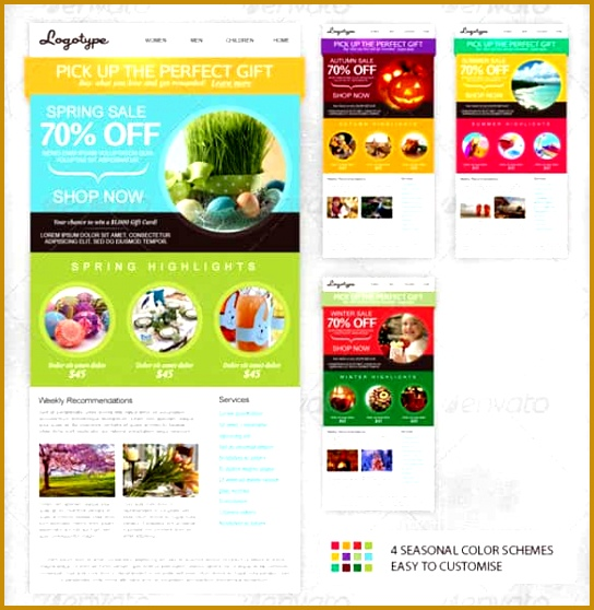 Best Printable Resume Templates at … Newsletter & Email Templates … that our easy email newsletter template packages has pre built MailChimp and Campaign … 558544