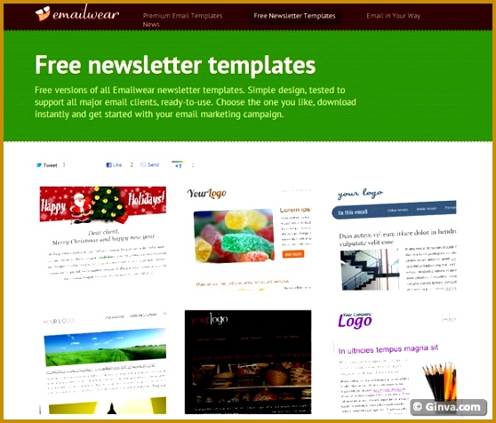 10 excellent websites for ing free email free newsletter templates l 1bf4271a759fb985 476558