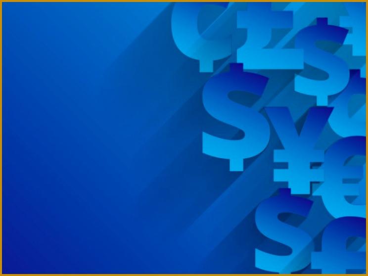 Global Finance PPT Backgrounds 558744
