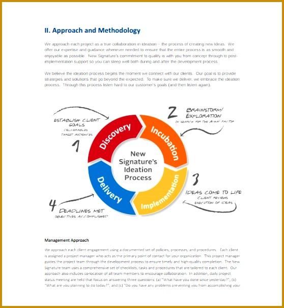 Web Design Proposal Template PDF 604558