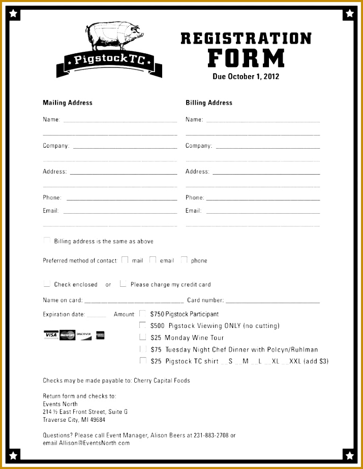 golf tournament sponsorship form template new mario s soldiers