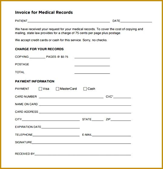 6 hospital bill format download fabtemplatez