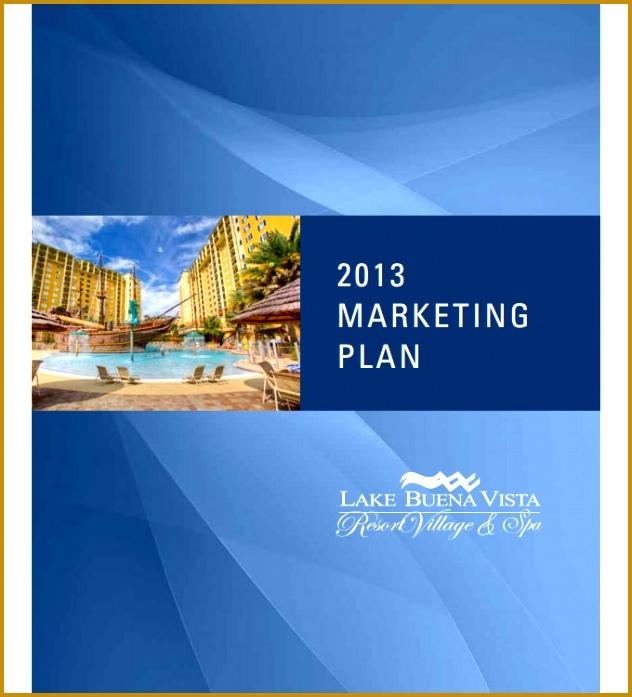 Hotel Marketing Plan Template PDF 632697