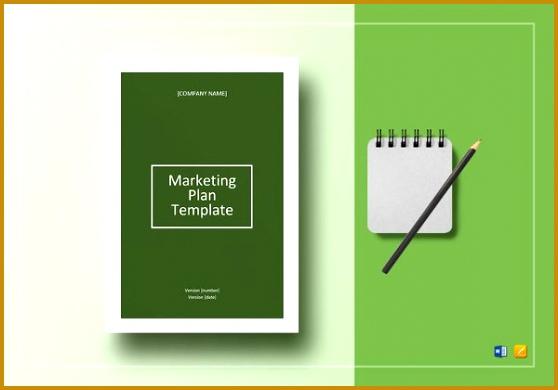 Editable Marketing Plan Template 390558