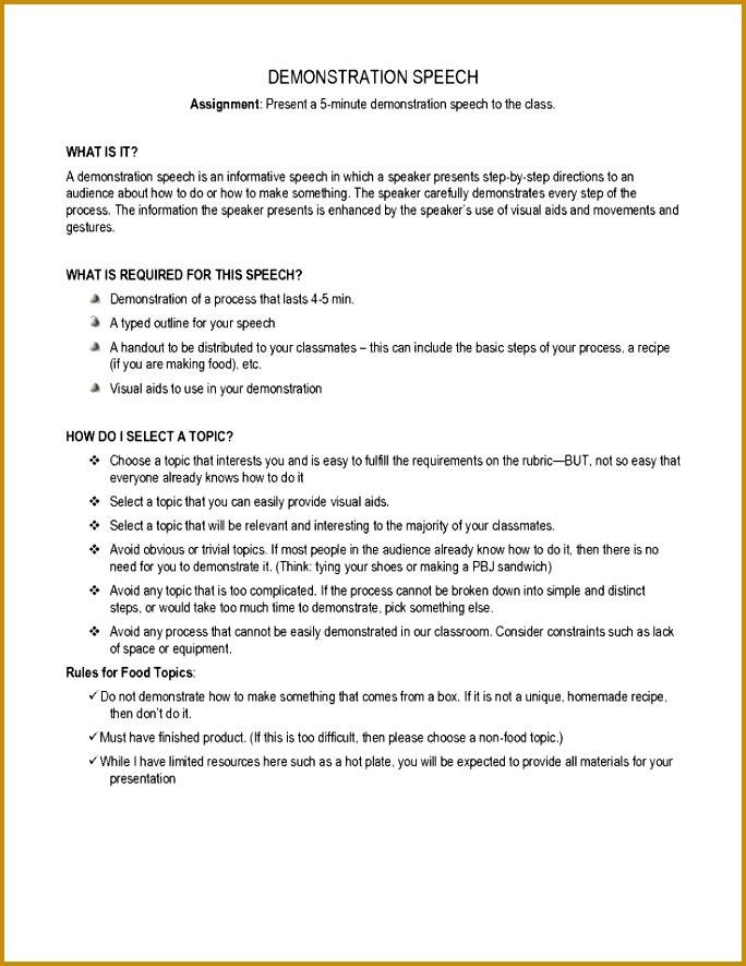 5 How to Write Presentation Outline
