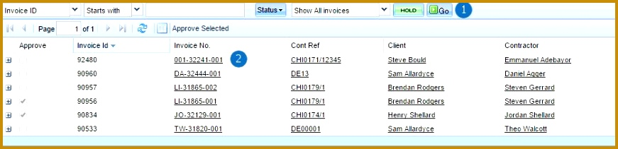 Timesheets Contractor Invoices u2013 Help Center contractor invoices 211871