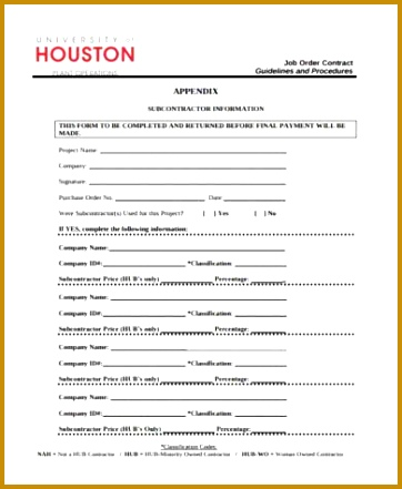 Sample Construction Work Order Forms 7 Free Documents In Word Pdf 441362