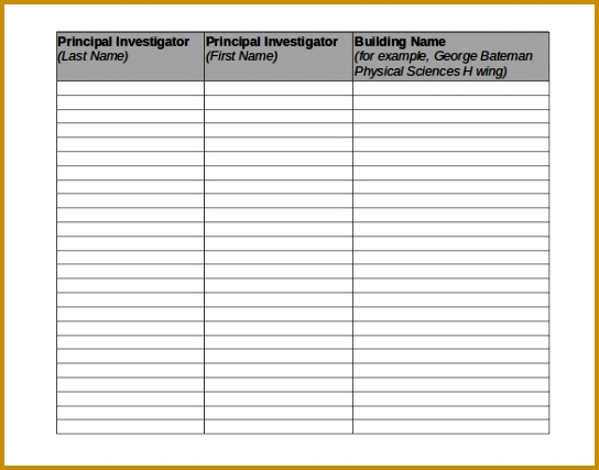 Verification of Chemical Inventory Template Download 427544