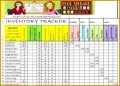 6 Inventory Spreadsheet Examples