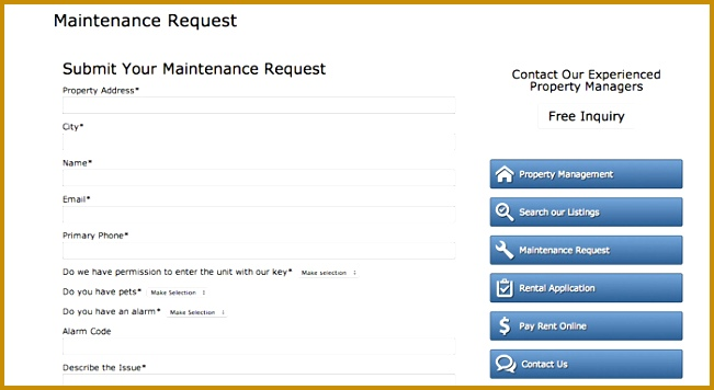 Gallery Of It Service Request Form Template 49584 Acknowledgement Of  Service Form