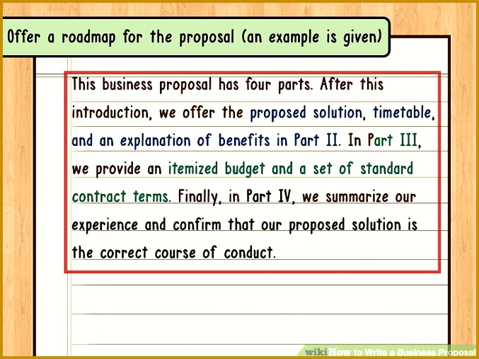 Image titled Write a Business Proposal Step 8 677507