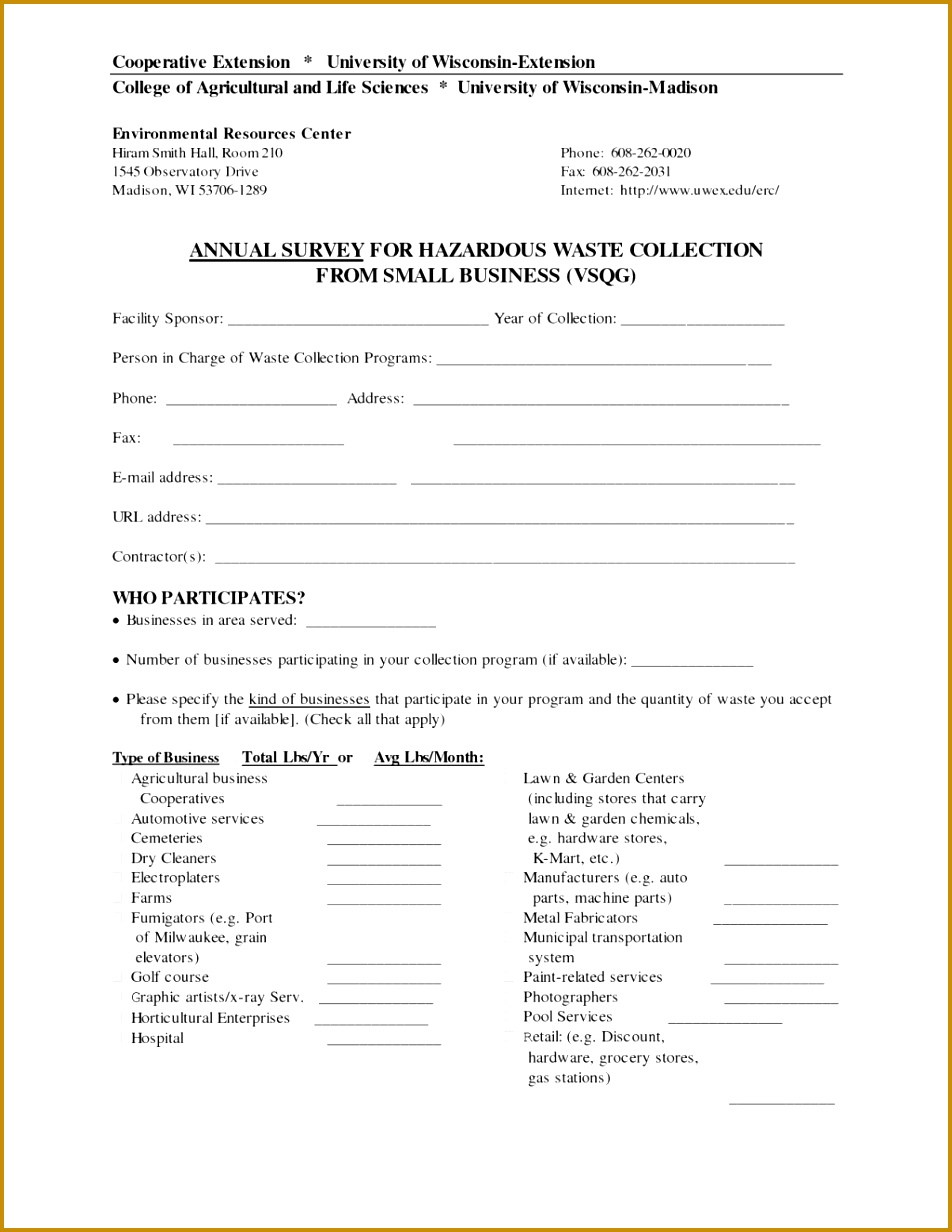 7 janitorial proposal template