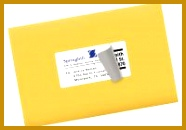 Shipping Labels With Trueblock Technology – Walmart throughout Label Printing Template 21 Per Sheet 130186