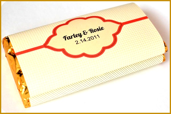 Candy Bar Wrapper Templates 372558