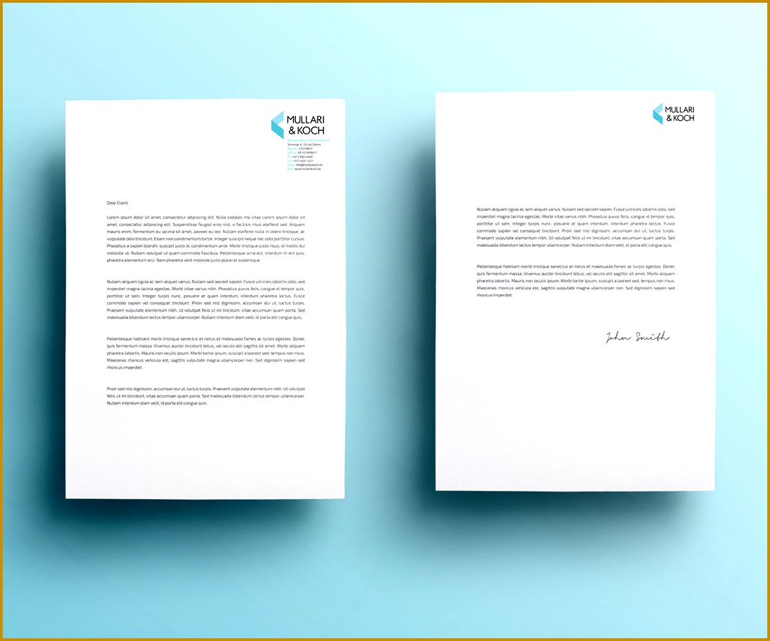 Letterhead Design by Owtee TheDreamer for Law Firm from Estonia E S T O N I A Country 9301116
