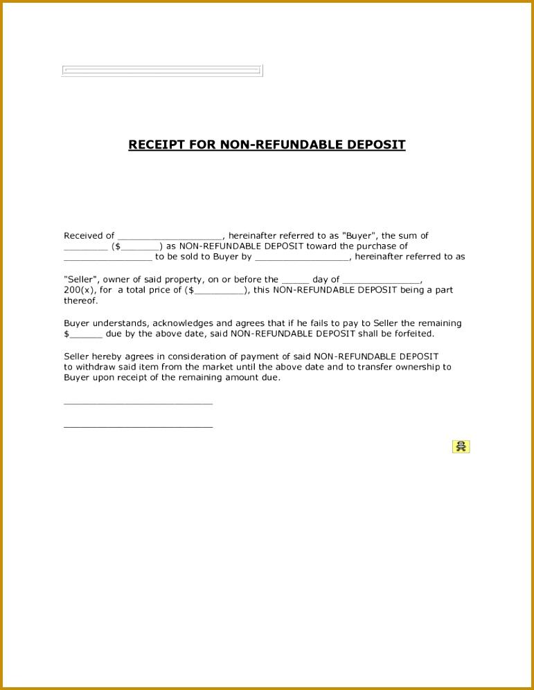 7 Loan Receipt Sample