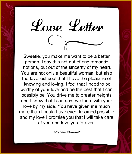 A letter from your heart to your beloved 651558
