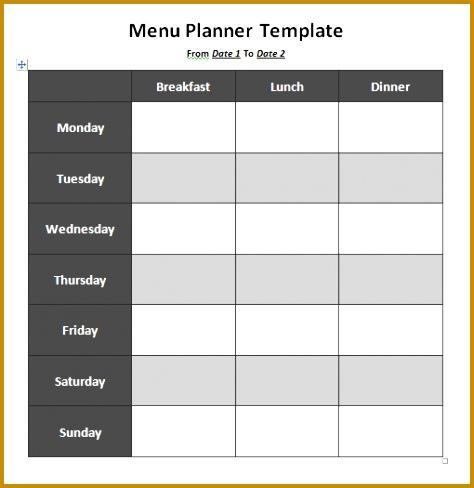 menu planner template format template menu planner templates l 29afb9c48f18ce7e 488474