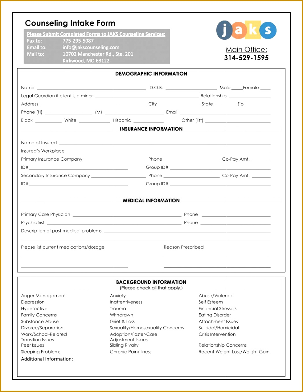 Printable Intake Form Template Abn Vawebs 100 Massage Therapy Templates 18 Free 1261974