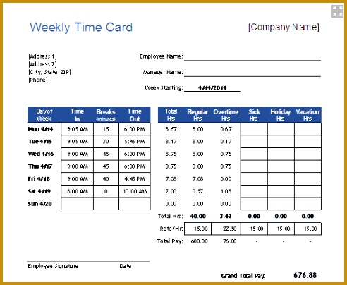 XL Time 492404 4 Free Small Business Excel Templates For Field Service  Capterra Mechanic Job Sheet Template530435 Inventory Control Template 686531  Excel Job Sheet Template