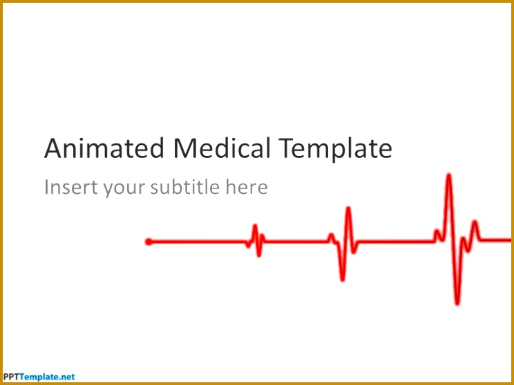 Free Animated Medical Ppt Template 558744