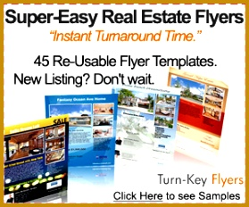 real estate flyers templates 232279