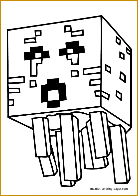 minecraft coloring pages 783553