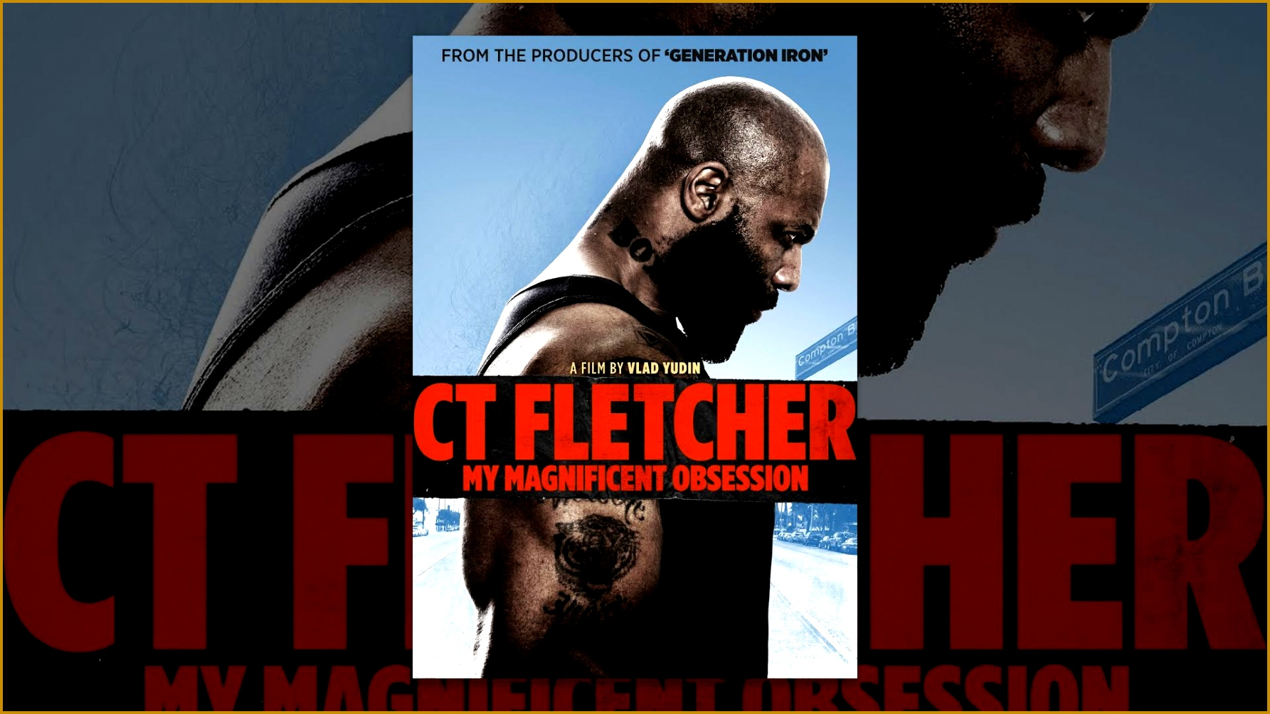 CT Fletcher My Magnificent Obsession 10041785