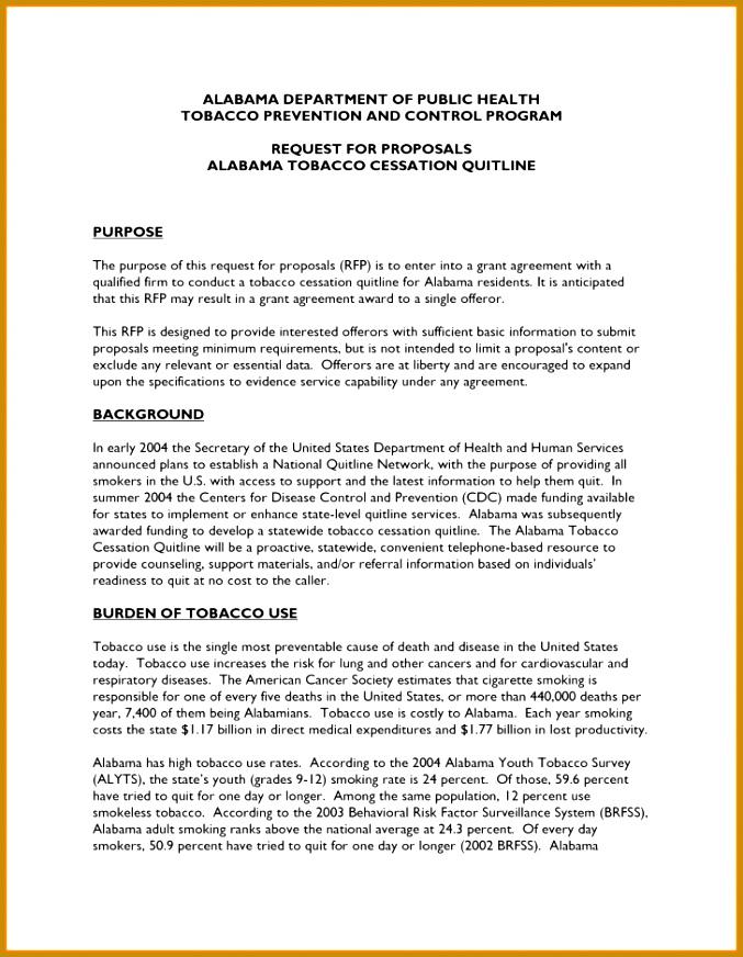 Template Grant Proposal Template Medium size Template Grant Proposal Template size 872677