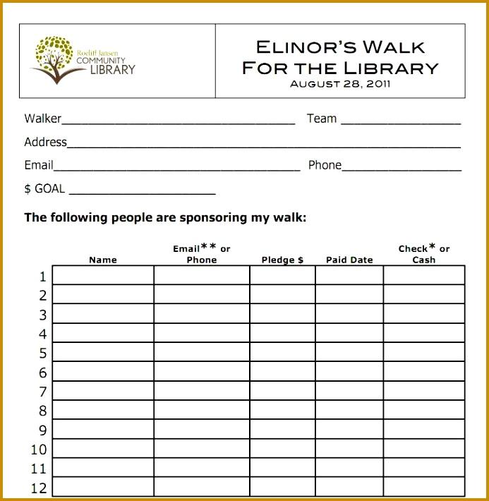 Walkathon Registration Form Template Sponsor Sheet Sponsorship Form  Template Free Printable Word 693710  Free Sponsor Form Template