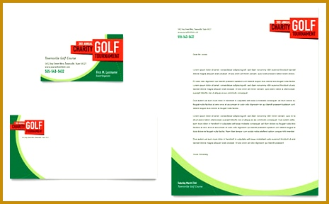 Business Card & Letterhead 288465