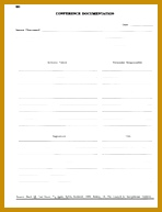 Related Resources FORM CHART Conference Documentation Form 193148  Conference Sign Up Sheet Template