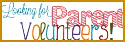 Parent Volunteer Form 24784