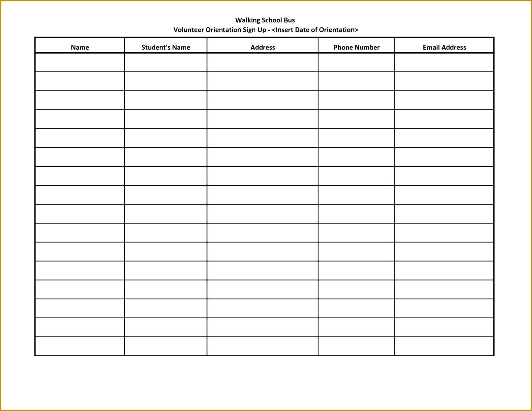 potluck sample block party mittee potluck sign up sheets 13661767