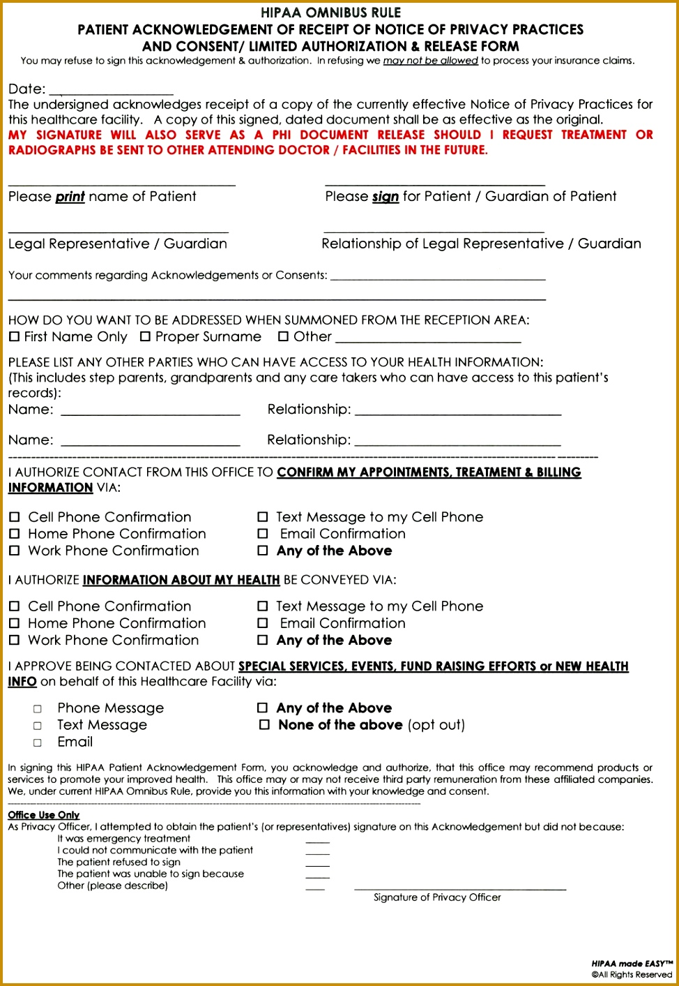 informed consent form template patient encounter form template eliolera 1413974