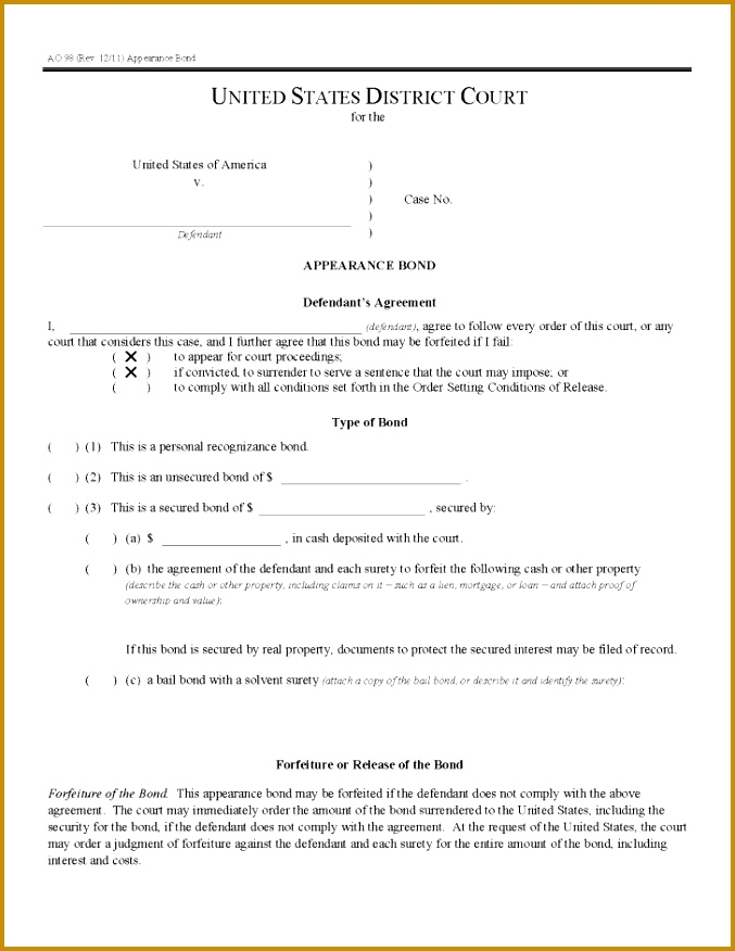 Personal Property Release Form Template  Fabtemplatez