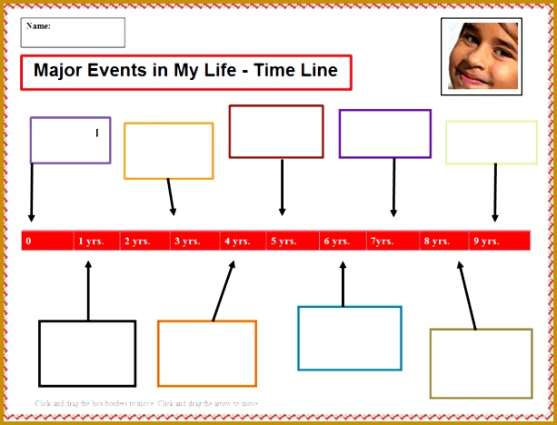 Special Events in My Life Timeline 2 468613