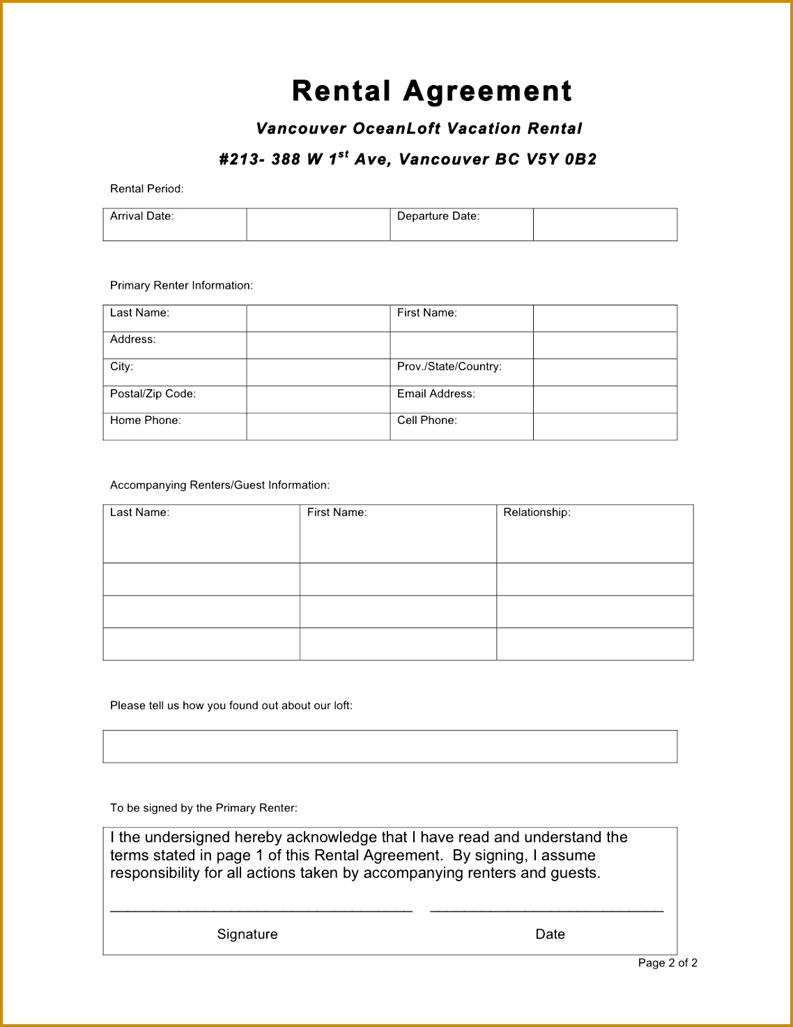 3 Pg Rent Receipt format | FabTemplatez