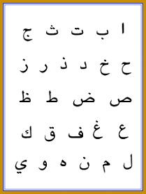 ArabicLetters 279209