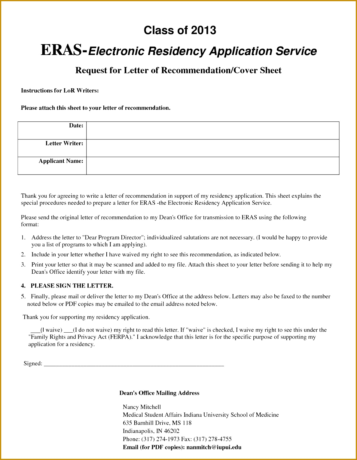 Professional Re mendation Letter Example Crna Cover Letters How for Letter Re mendation Cover Letter 11881531