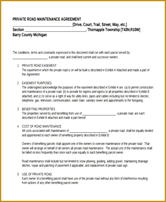 3 Private Child Support Agreement Template Fabtemplatez