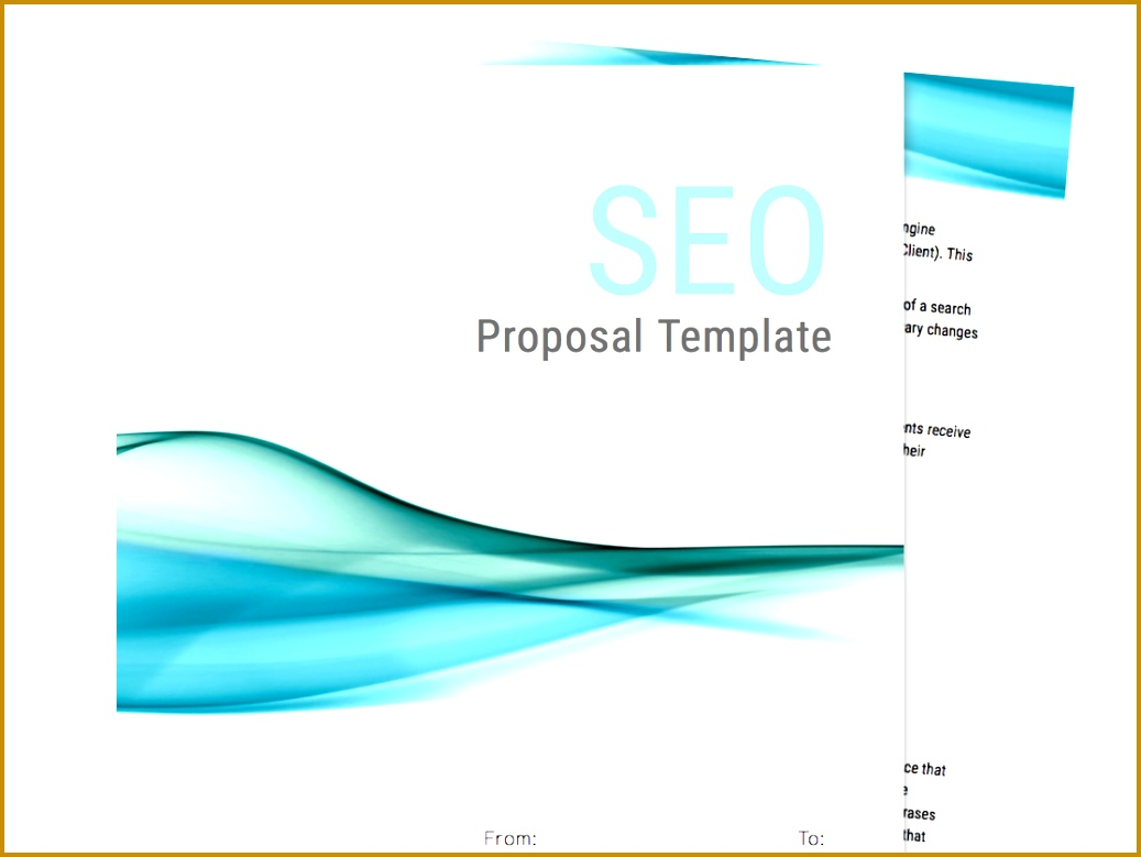 Free Business Proposal Templates 7791037