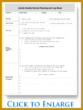 7 Quality Control Check Sheet Template