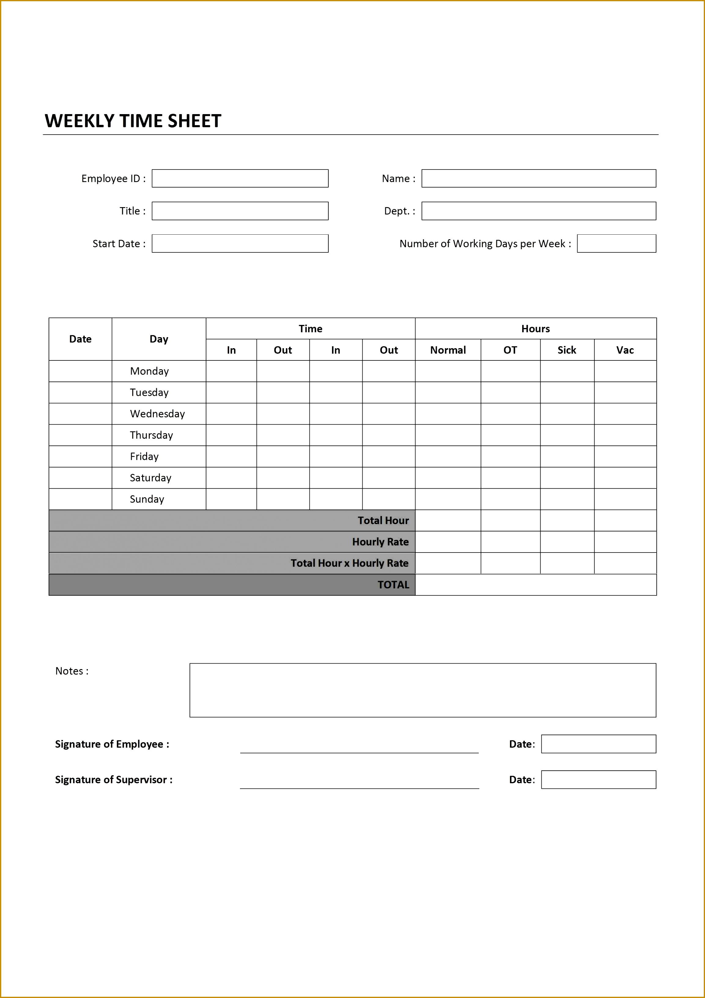 6 rate sheets templates  fabtemplatez