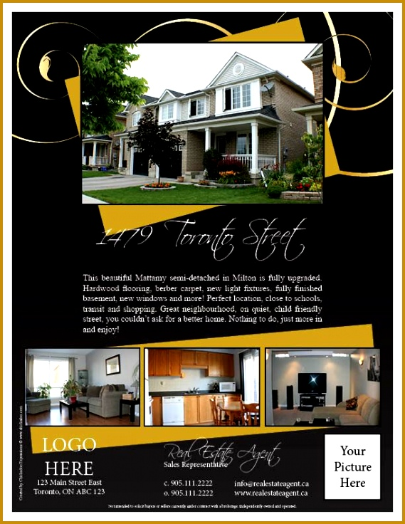 We ve got some great new feature sheet templates for your real estate business Awesome new single page styles that are eye catching and beautifully 736569
