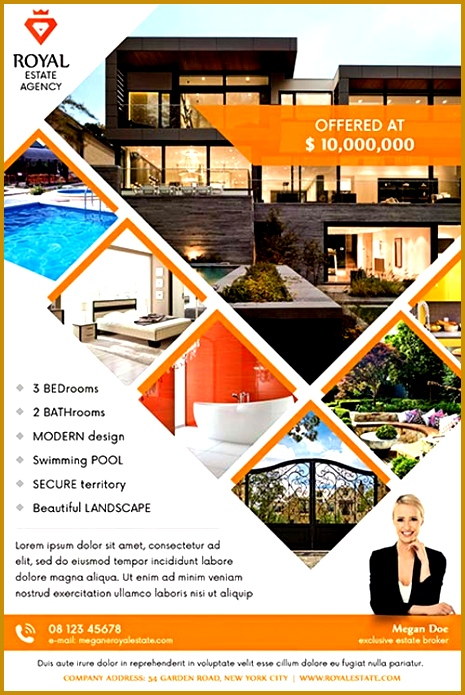 real estate feature sheet template free - 5 real estate feature sheet template free fabtemplatez